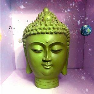 Green Buddha Head from the VMFA Gift Shop 🎁✨